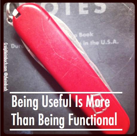 Useful Functional