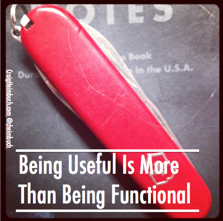 Useful Functional